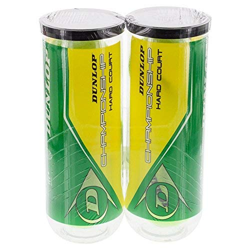 Champion Hard Court Tennis Ball 2 Pack
