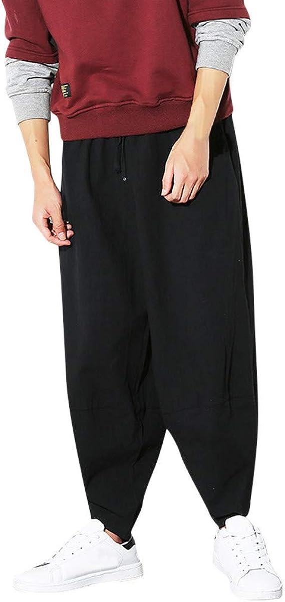 DUJIE Pantalones Anchos Pantalon Harem NiñO PantalóN Chandal ...