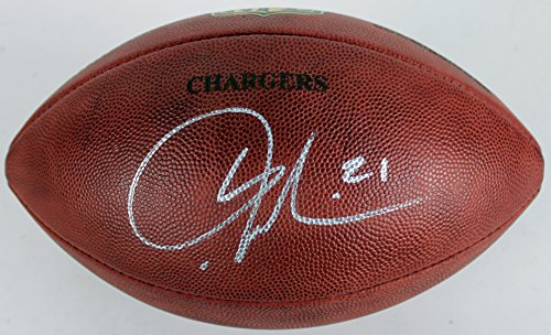 Chargers LaDainian Tomlinson Signed NFL
