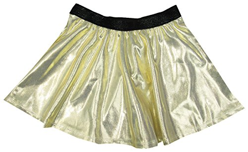 Epic Threads Little Girls' (2T-6X) Gold Foil Skater Skirt 5 -