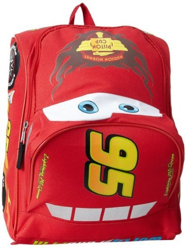 Disney Cars Toddler Backpack Mcqueen