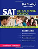 img - for Kaplan SAT Critical Reading Workbook book / textbook / text book