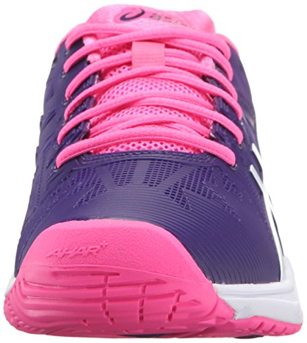para intenso tenis Zapatillas rosa Speed paracaídas de Solution morado ​​3 tenis Asics Gel blanco q8Owp0q