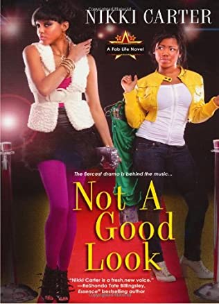 book cover of Not A Good Look