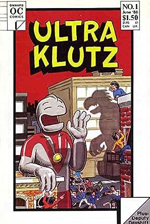 Amazon.com: Ultra Klutz #1 VF/NM ; Onward comic book