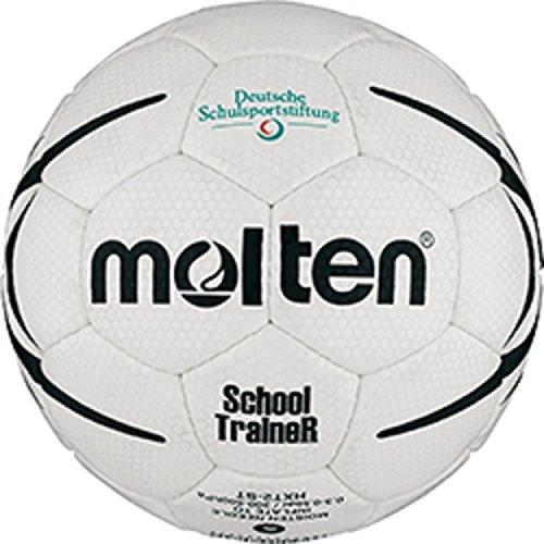 Molten 18x VG-429X-R Handball HXST2HXST1Hxst 0School Trainer Kinder Hallen + RS Sports Ball Pen white/black RbBjU