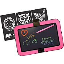 Dashboard by Boogie Board eWriter Featuring Color Burst, Pink