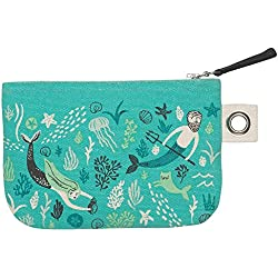 Danica Studio Zipper Pouch, Small, Sea Spell