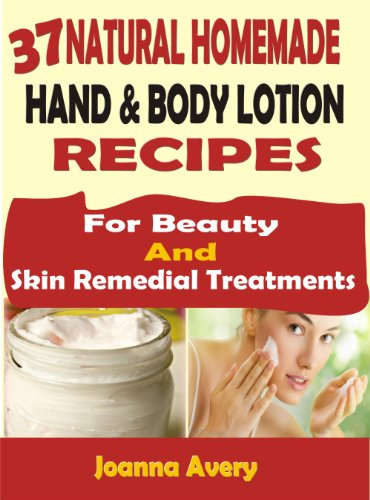 Natural Hand Lotion Recipe - 7
