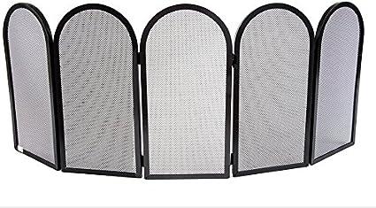 PARASCINTILLE Arcos de hierro forjado 5 puertas: Amazon.es: Hogar
