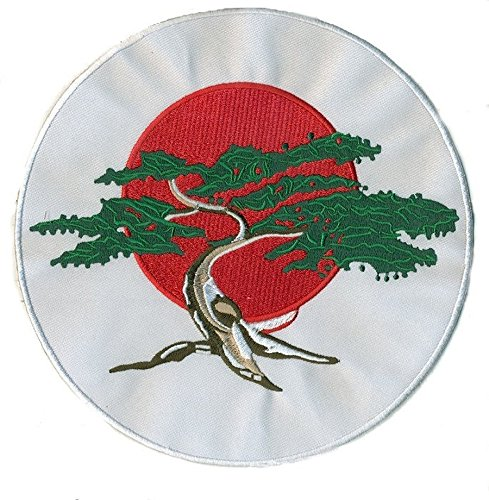 Bonsai Tree Karate Kid Patch -