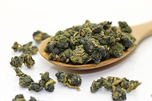 Tealyra - Jin Xuan Milk Supreme Oolong - High Mountain Tainwanese Oolong Loose Leaf Tea - Organically Grown - Naturally Processed - Unique Taste and Aroma - Caffeine Medium - 110g (4-ounce)
