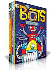 The Bots Collection: The Most Annoying Robots in the Universe; The Good, the Bad, and the Cowbots; 20,000 Robots Under the Sea; The Dragon Bots