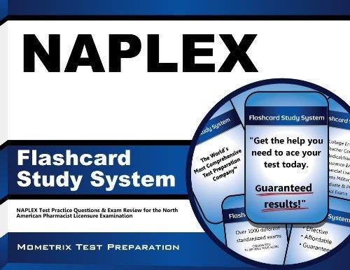 By NAPLEX Exam Secrets Test Prep Team NAPLEX Flashcard Study System: NAPLEX Test Practice Questions & Exam Review for the North American P (Flc Crds) [Cards]