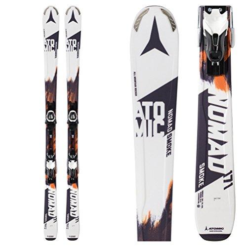 Atomic Nomad Smoke R Skis with Lithium 10 Bindings - 150cm