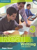 Cambridge English Skills Real Writing 3 with answers and audio CD, Roger Gower, 0521705924