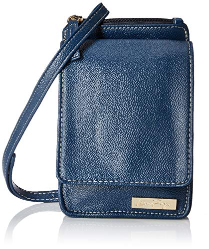 Lica Pezo Bleue Women's Mobile Sling Bag (Blue)