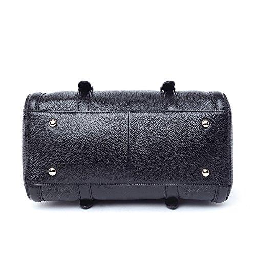 Mena UK - delle donne casuali di cuoio artificiale casuale Borsa in pelle / Tracolla / Messenger Bag