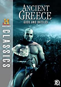 HISTORY Classics: Ancient Greece: Gods and Battles DVD SET from A&E HOME VIDEO