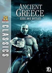 History Classics: Ancient Greece - Gods And Battles [DVD]