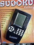 EXCITE Electronic Sudoku Puzzle Hand Held Game Ages 5 and Up