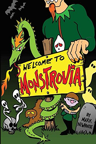 Welcome to Monstrovia (Tales of Monstrovia Book 1) (Fee Fi Fo Fum Jack And The Beanstalk)