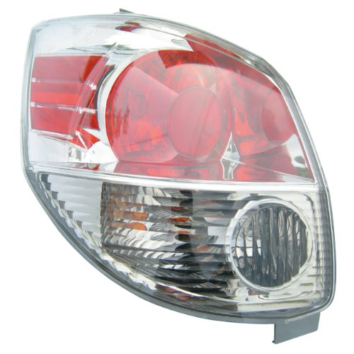 Prime Choice Auto Parts KAPTO2800157 Left Tail Light Assembly