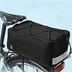 51wFaDAGitL. SS150 OYHN 8 L Borse Posteriori da Bici Ciclismo All'aperto Duraturo Borsa da Bici 600D Ripstop Marsupio da Bici Borsa da Bici…