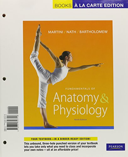Download Fundamentals of Anatomy & Physiology, Books a la Carte Plus ...
