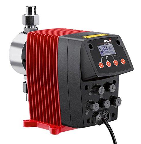 0101P0100S012A1W5B 10 bar 316SS//EPDM Lutz Jesco Stepper Motor-Drive Diaphragm Dosing Pump Memdos Smart LP