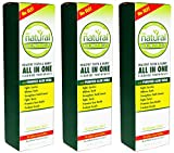 The Natural Dentist All In One Fluoride Toothpaste (Pack of 3)