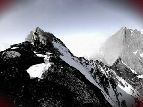 Brooks Mountain Range Alaska - Top of the World