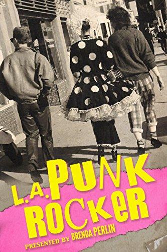 Book: L.A. Punk Rocker by Brenda Perlin