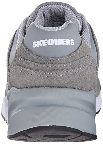 Skechers Originalen Medan Retros Och 95 Grå Mode Sneaker
