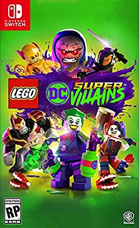 LEGO DC Supervillains Deluxe Edition - Nintendo Switch