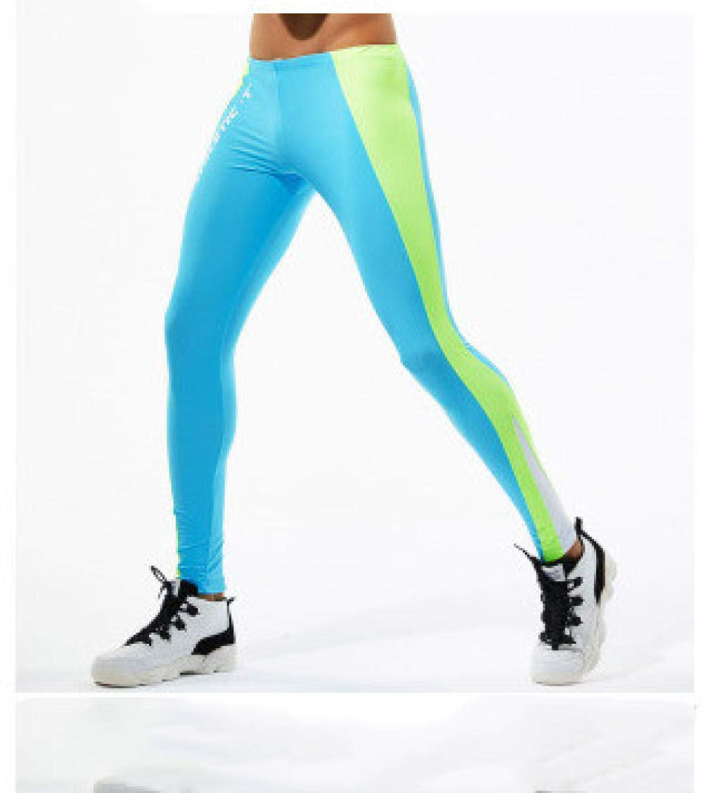 DHDHWL Leggings Hombre,Mallas para Correr Hombres Deportes Fitness ...