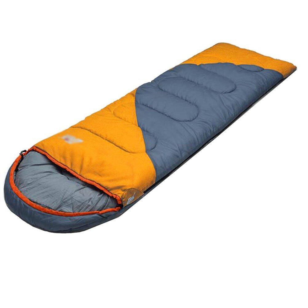 Keep Warmポータブル単一Sleeping Bagキャンピングバッグ – ローズレッド B01FS750K4