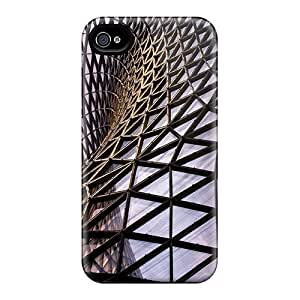 Excellent Design Web Building Case Cover For Iphone 4/4s