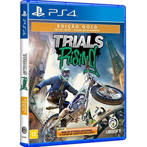 Trials Rising Edição Gold - PlayStation 4