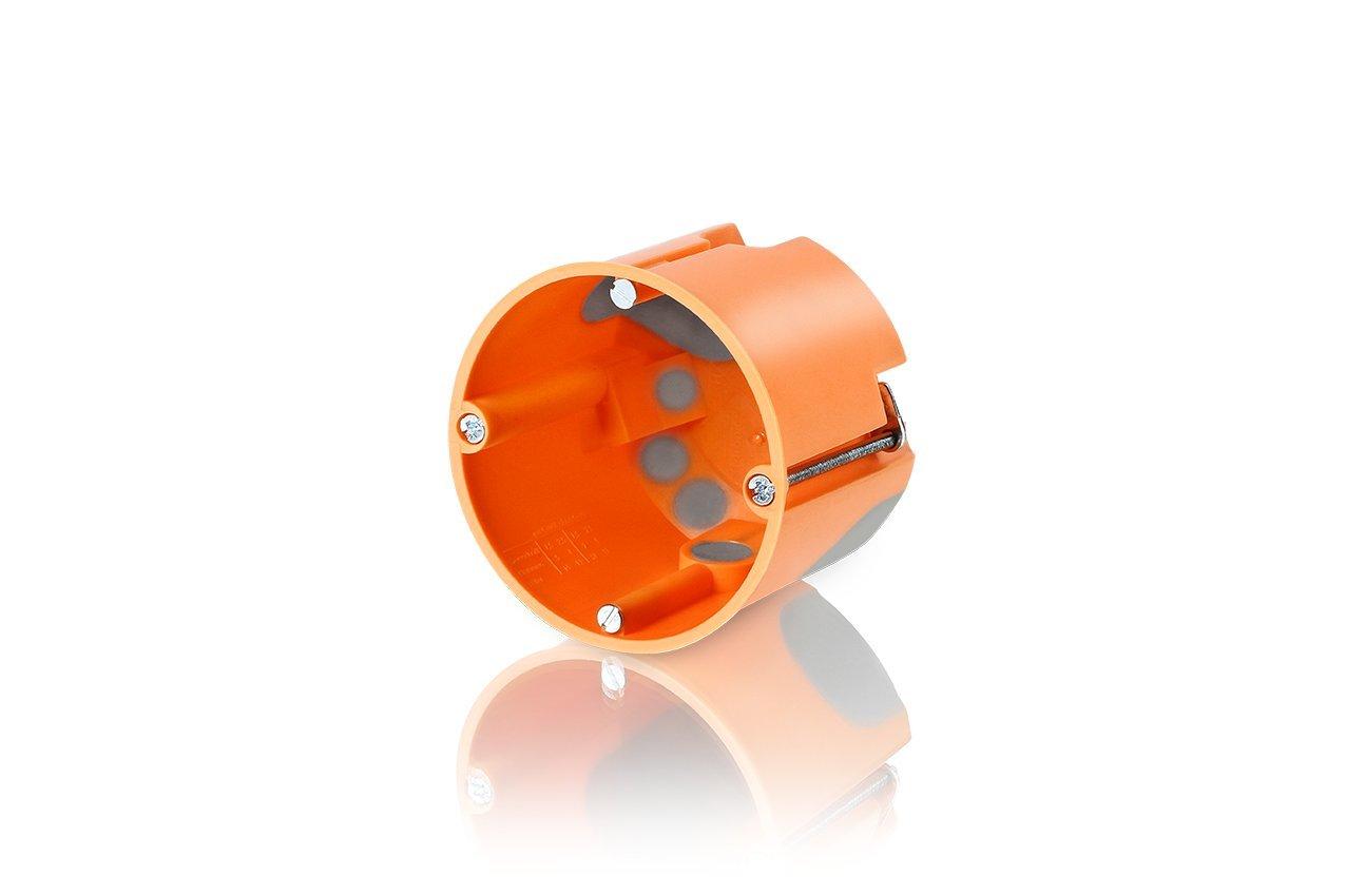 F-Tronic Ger/äte-Verbindungsdose E3700 61x68mm 1 St/ück