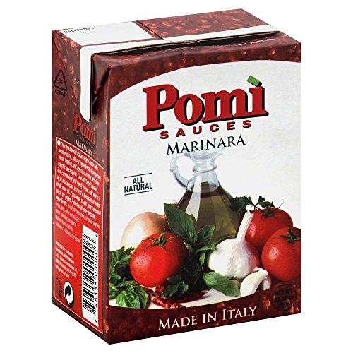 Sauce Marinara Pomi (Pomi Marinara Sauce, 26.46 Ounce Tetra Pack (Pack of 12))
