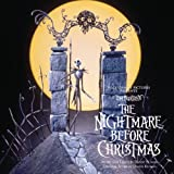 Nightmare Before Christmas Special Edition Album Cover