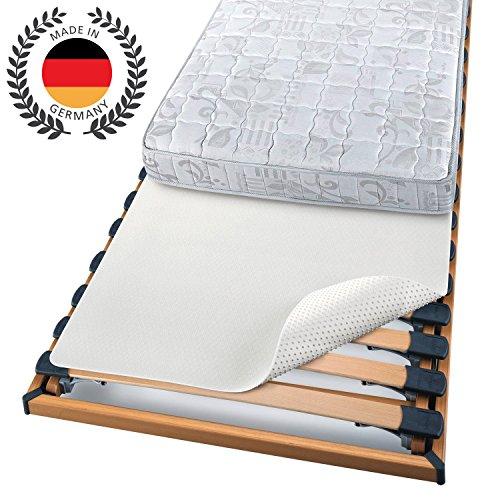 Beautissu® Matratzenschoner BEAUTECT mit Noppen 80x200 cm