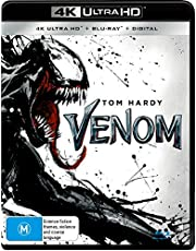 Venom (2018) (4K Ultra HD + Blu-ray)