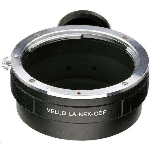Vello Canon EF/EF-S Lens to Sony NEX Camera Adapter