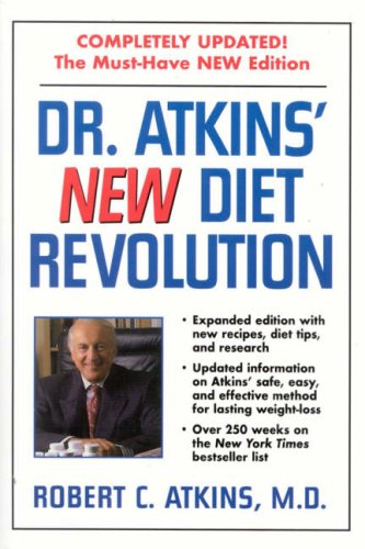 - Dr. Atkins' Revised Diet Package: The Any Diet Diary and Dr. Atkins' New Diet Revolution 2002