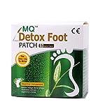 60 Pcs All-Natural Bamboo Detox Foot Pads Health Care