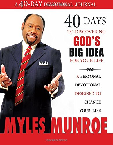 Days Discovering Gods Idea Your