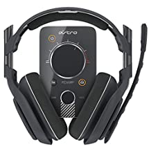 Astro  A40 Headset and Mix Amp - PS4 (Black) - PlayStation 4 Edition