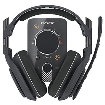 ASTRO Gaming A40 + MixAmp Pro Binaural Diadema Negro auricular con micrófono - Auriculares con micrófono
